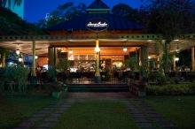 James Brooke - Restaurant