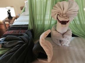 the best towel arrangements