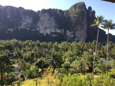 View from Ibis Ao Nang