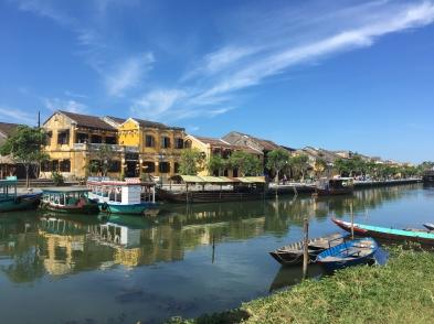 River-side Hoi An