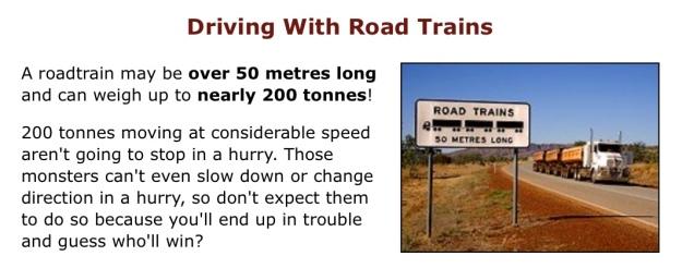 road-trains