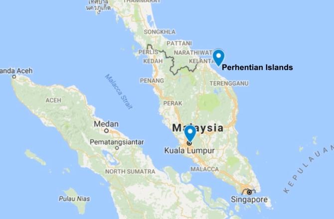 perhential Islands